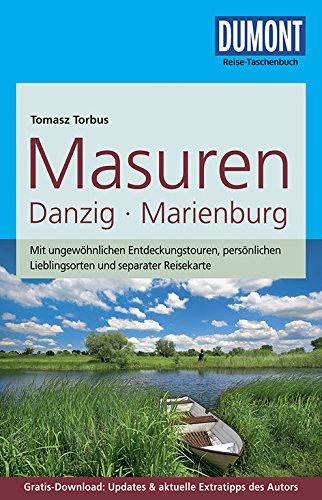 Preisvergleich Produktbild DuMont Reise-Taschenbuch Reiseführer Masuren,  Danzig,  Marienburg: mit Online-Updates als Gratis-Download