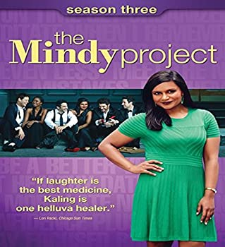 DVD Mindy Project: S3 Book