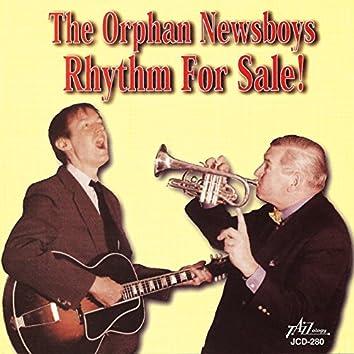 Rhythm for Sale!