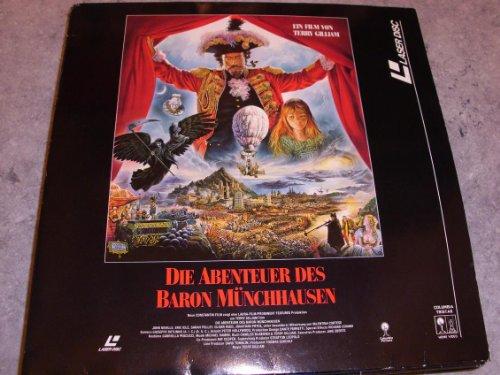 Die Abenteuer des Baron Münchhausen [Laserdisc]