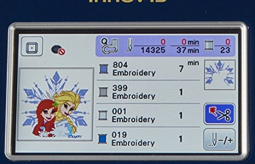 Brother Innovis M280D Sewing, Quilting and Embroidery Machine