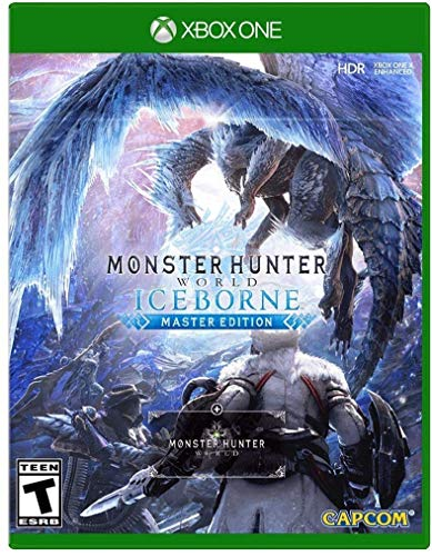 Monster Hunter World: Iceborne Master Edition – Xbox One Standard Edition
