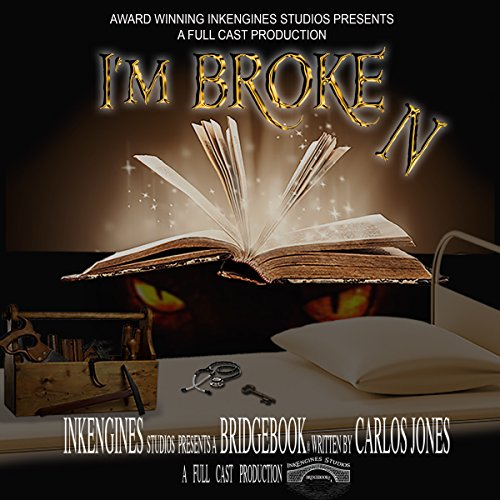 I'm Broken audiobook cover art