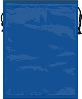 e523b693c624 Amazon.com: MOANDJI Yale Blue Solid Color Double Sided Print ...