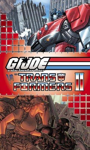 G. I. Joe Vs. The Transformers (G. I. Joe (Graphic Novels))の詳細を見る