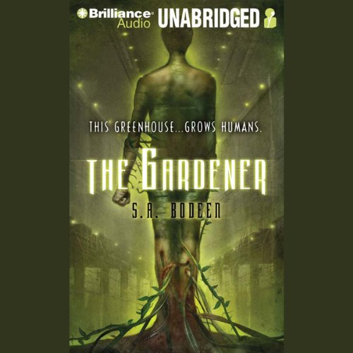 The Gardener cover art