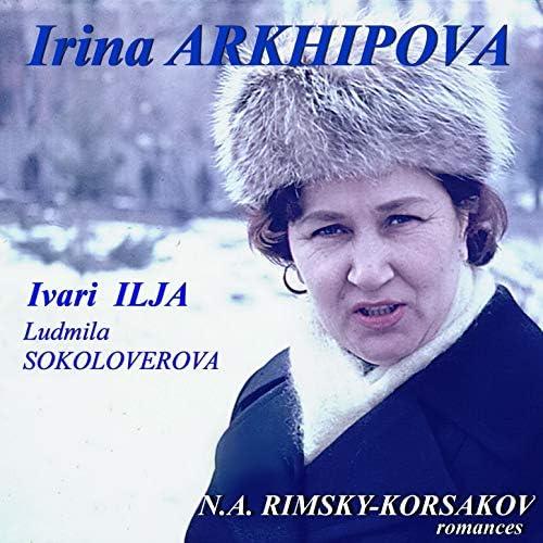 Irina Arkhipova, Ivari Ilja & Ludmila Sokoloverova