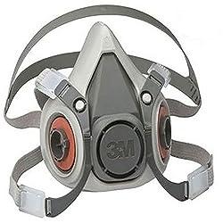 Fornisce protezione contro l'inalazione di sostanze pericolose sul posto di lavoro aria design ergonomico Dimensione: grande