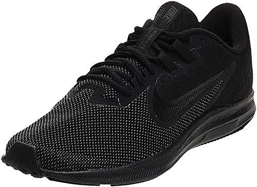 Nike Downshifter 9, Zapatillas de Correr Hombre, Negro (Black/Black/Anthracite 005), 42 EU