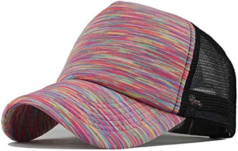 63a0098e7829d4 WLEZY Baseball Cap Unisex Adjustable Summer Baseball Cap Mesh Cap Hats for  Men Women Snapback Hats