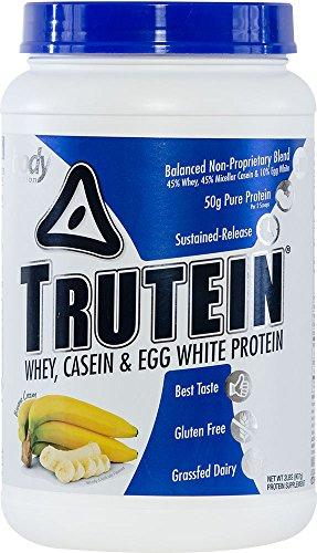 Body Nutrition Trutein Banana Cream Protein Powders, 2 lb
