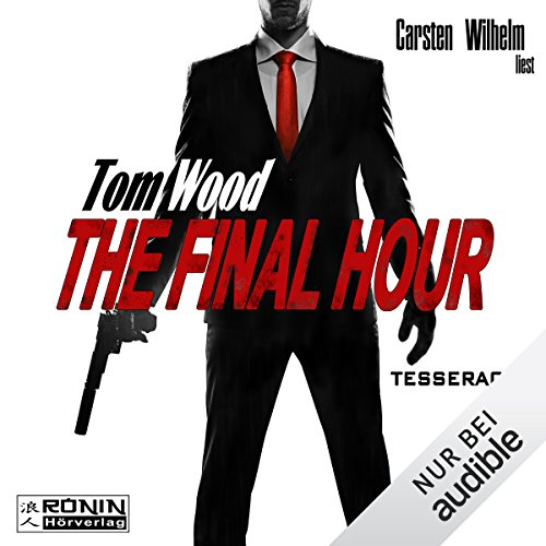 The Final Hour audiobook cover art