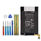 Vvsialeek FL40 Batterie de rechange compatible avec Motorola Droid Maxx 2, Moto X 3a, Moto X...