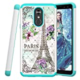 COTDINFOR LG Stylo 4 Case for Girl Cute Bling Diamond Cover