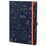 Boxclever Press Everyday A4 2021 Diary. New for 2021! Diary 2021 Week to View Runs Jan- Dec'21. A4 2021 Planner with Note Pages & More. Stunning Desk Diary 2021 - Perfect Christmas Gifts for Women!