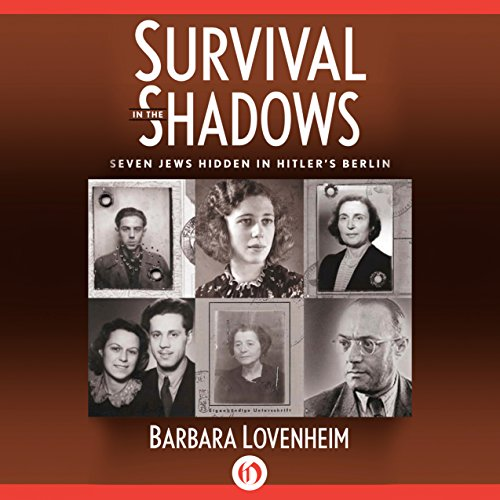 Survival in the Shadows audiobook cover art