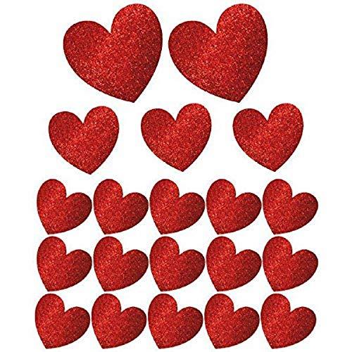 Deko Ausschnitte Herzen