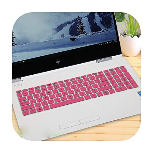 15.6 inch Laptop Keyboard Cover Protector for HP Pavilion Power Gaming 15 CX series 15-cx0100tx 15-cx0099tx 15-cx0147tx 15-cx-pink-