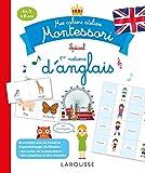 Mes cahiers ateliers Montessori spécial 1ères notions d' anglais