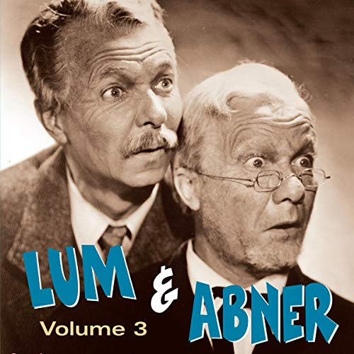 Lum & Abner: Volume 3 cover art