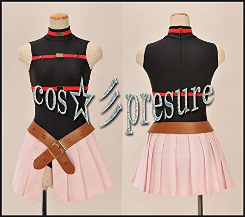 『518 【cos-presure】魔法少女リリカルなのは フェイト・テスタロッサ 風☆彡コスプレ衣装』の3枚目の画像