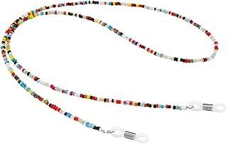Mingtongli Lunettes antidérapante Perles de lunettes de chaîne Hanging Corde acrylique Perles cordes Lunettes Accessoires