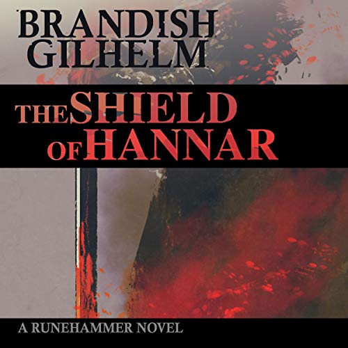 The Shield of Hannar audiobook cover art