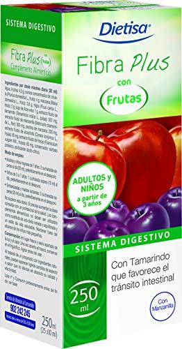 Dielisa - Fibra Plus con Frutas - 250 ml