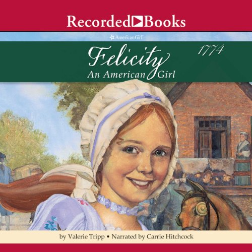 Felicity audiobook cover art