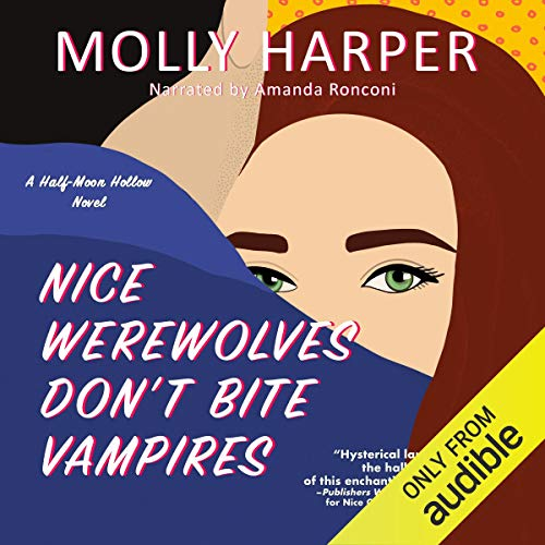 Nice Werewolves Don't Bite Vampires cover art