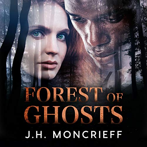 Forest of Ghosts  audiobook cover art