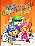 Team Umizoomi Coloring Book: Team Umizoomi Color Wonder Adult Coloring Books For Men And Women With Exclusive Images
