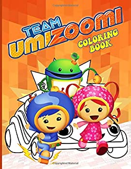 Team Umizoomi Coloring Book  Team Umizoomi Color Wonder Adult Coloring Books For Men And Women With Exclusive Images