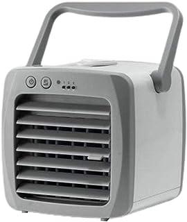 LLKK Ventilador acondicionador de Aire Refrigerador de Escritorio portátil Anion Mini acondicionador de Aire portátil Ventilador de refrigeración por Agua Humidificador