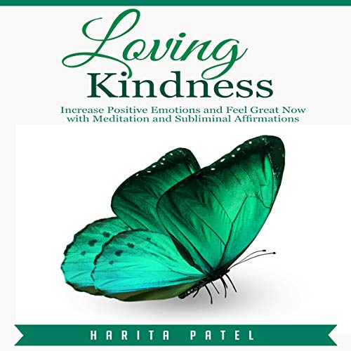 Loving Kindness audiobook cover art