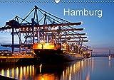 Hamburg (Wandkalender 2019 DIN A3 quer): Der Kalender zeigt Highlights der Hamburger City mit Hafen, Landungsbrücken, HafenCity, Planten un Blomen, ... Dom und Alster. (Monatskalender, 14 Seiten )