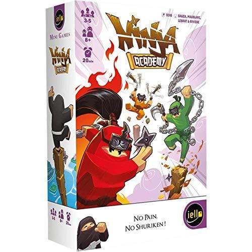 iello 51609 Ninja Academy (Mini Game)