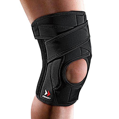 ザムスト(ZAMST) ひざ 膝 サポーター EK-5 スポーツ全般 日常生活 左右兼用 Mサイズ ブラック 372002