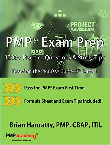 PMP Exam Prep: 1200+ Practice Questions and Study Tips (English Edition)