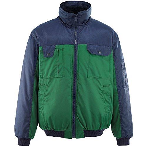 Mascot 00922-620-31 Bolzano pilot jack XS groen/marineblauw
