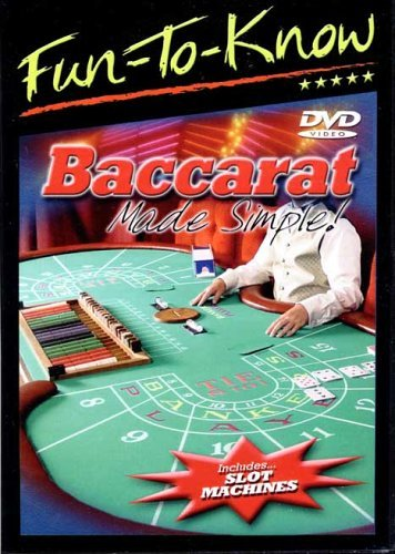 Baccarat Made Simple [DVD] [Region 1] [NTSC]