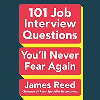 101 Job Interview Questions You'll Never Fear Again audiobook cover art