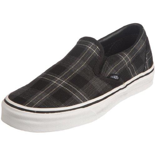 Vans VJYP1GF 050 - Zapatillas de Deporte de Lona Unisex, Color Negro, Talla 37