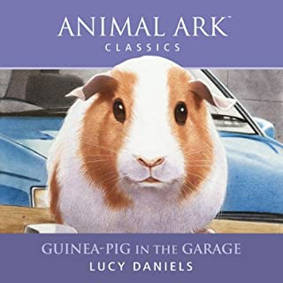 Animal Ark: Guinea-Pig in the Garage cover art