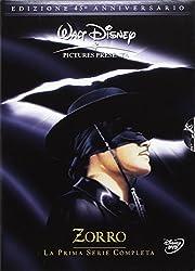 Il vero nome di Zorro è Don Diego de la Vega, un nobile che combatte in nome della povera gente contro la tirannia del governatore spagnolo e che si rivela troppo astuto per le inette autorità che cercano di catturarlo. Porta un costume nero con un a...