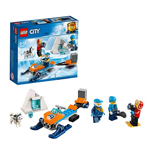 LEGO City Arktis-Expeditionsteam 60191 Kinderspielzeug