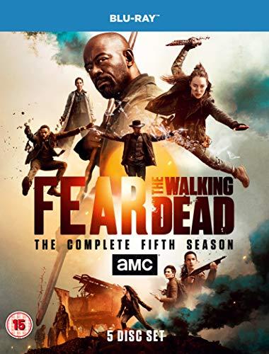 Fear The Walking Dead Season 5 Set (5 Blu-Ray) [Edizione: Regno Unito]