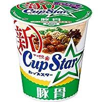 サンヨー食品 サッポロ一番 カップスター とんこつ 79g×12個入