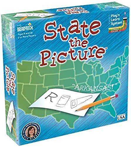 ventas calientes State the Picture Picture Picture by University Games  punto de venta