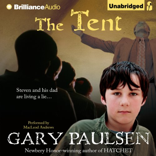 The Tent audiobook cover art